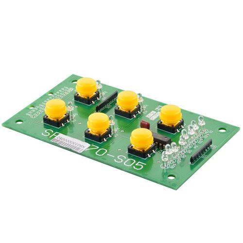 SF-ZS70中走丝手控盒按键板