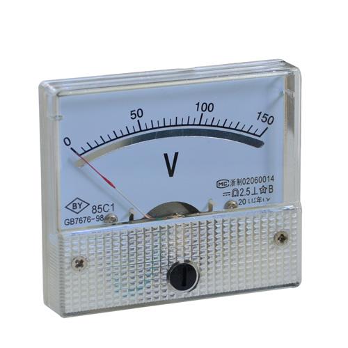 电压表85C1-150V