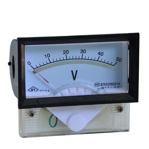 电压表-85C17-50V