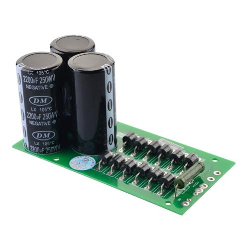 高频电容整流板(3)